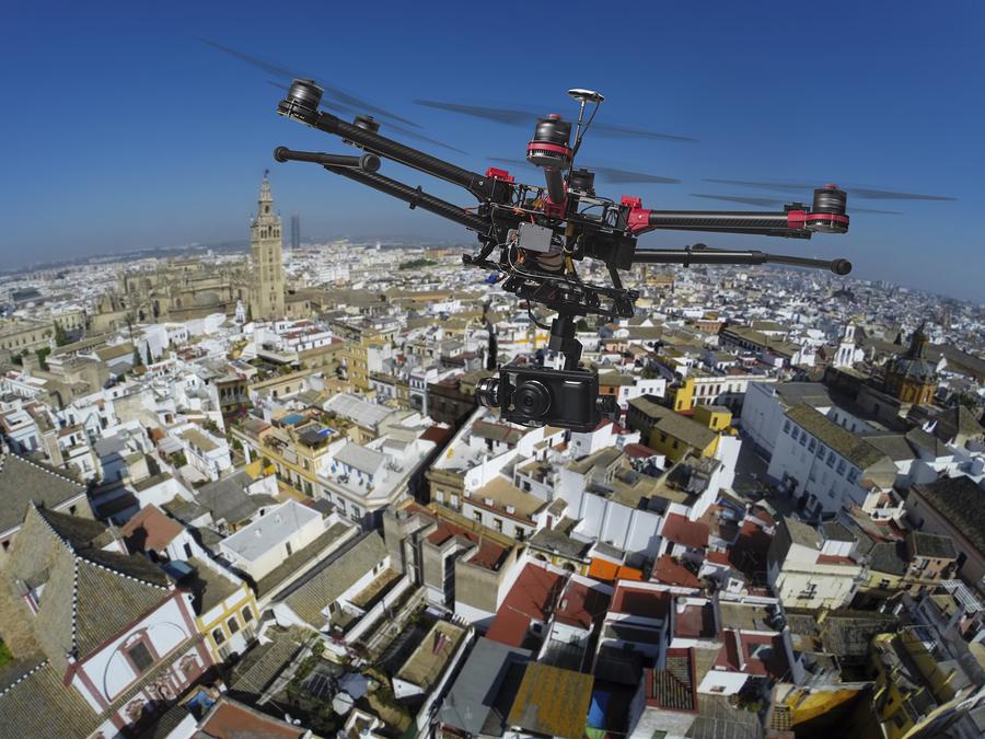 migliori droni per riprese
