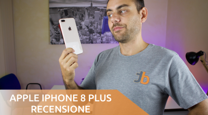 Apple iPhone 8 Plus Recensione