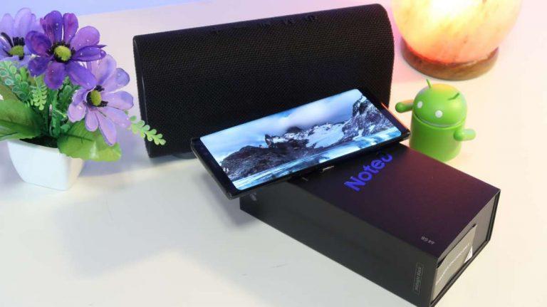 Samsung Galaxy Note 8 Recensione ed impressioni d'uso