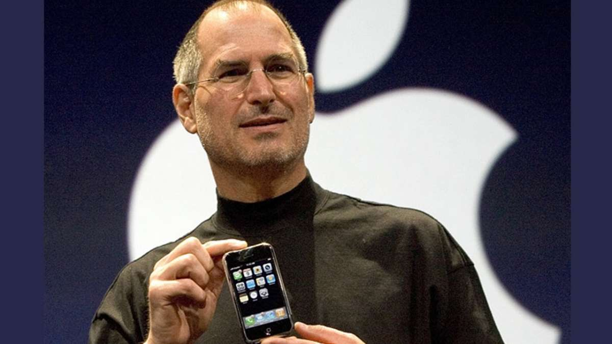 steve jobs iphone 3g
