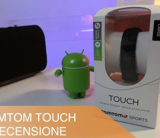 Recensione TomTom Touch