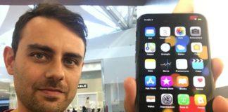 iPhone X Prime Impressioni Tindaro Battaglia - Evidenza