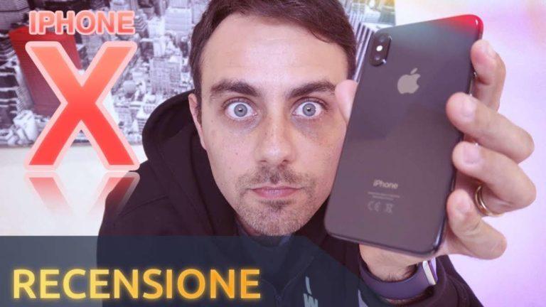 Recensione Apple iPhone X: il gioco vale la candela?
