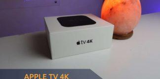 recensione apple tv 4k