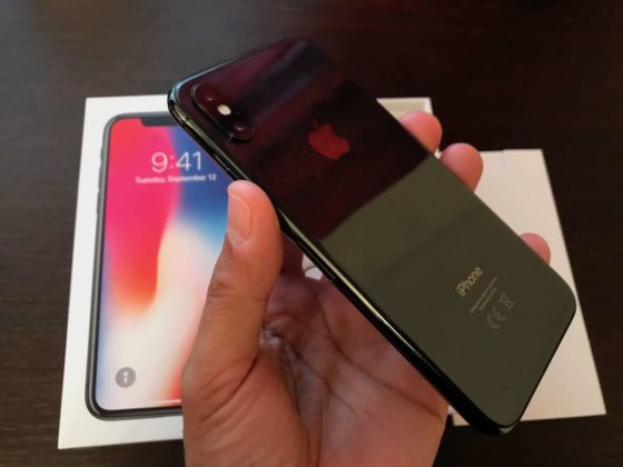 recensione apple iphone x