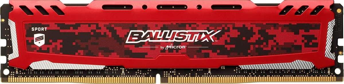 Ballistix Sport LT 8 GB DDR4
