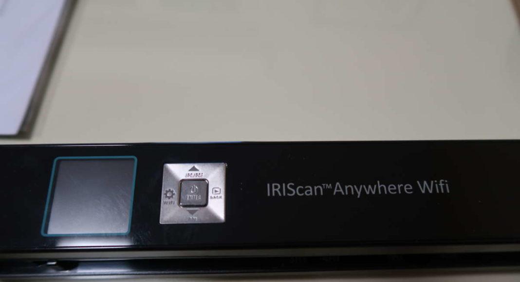Iriscan anywhere 5