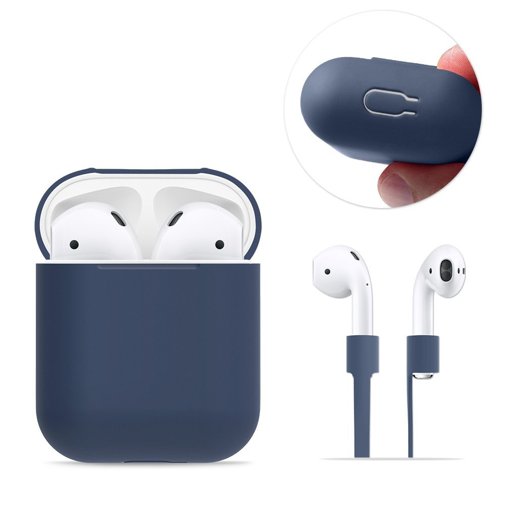 regali tech - cover gommata per AirPods
