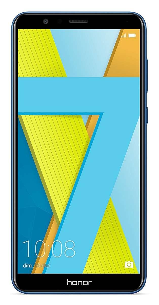 miglior smartphone fascia media Honor 7X