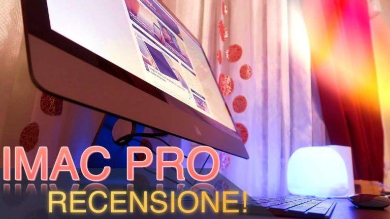 Recensione iMac Pro: Potenza da vendere, ma non a tutti