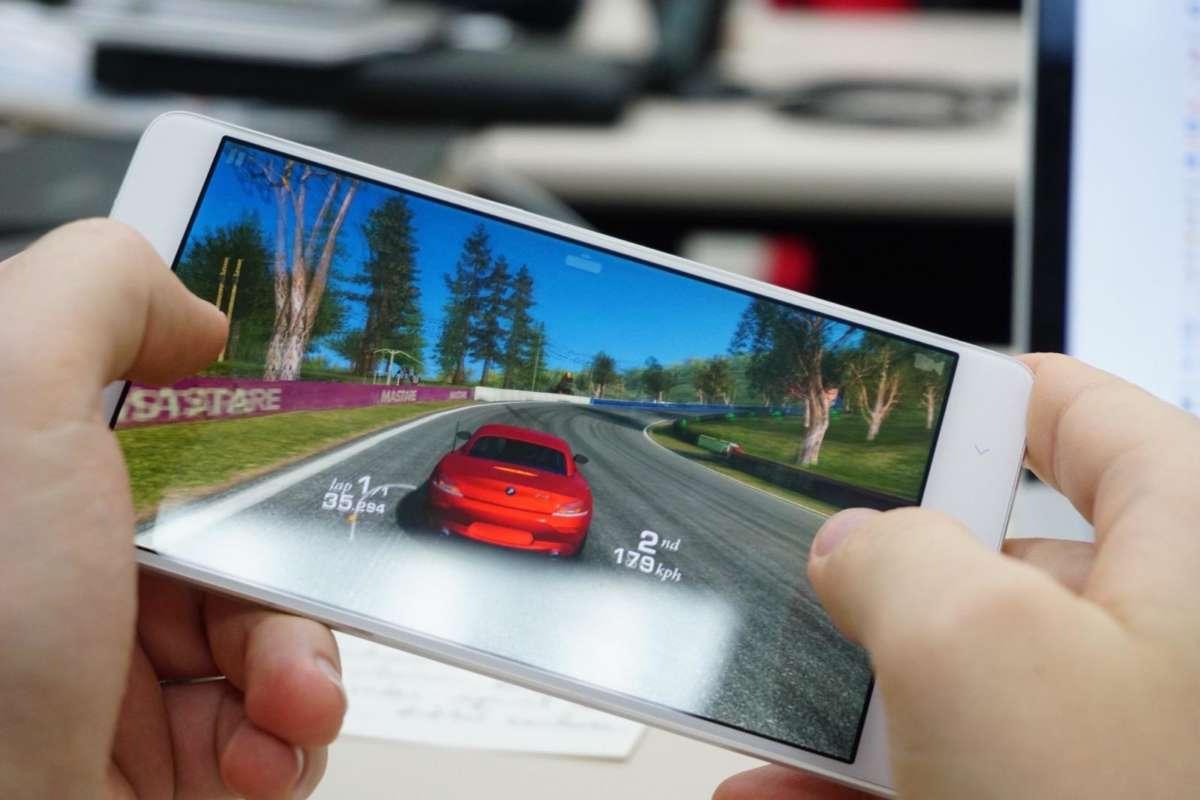 Smartphone per giocare