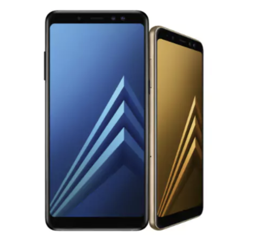 Samsung Galaxy A8 2018 recensione
