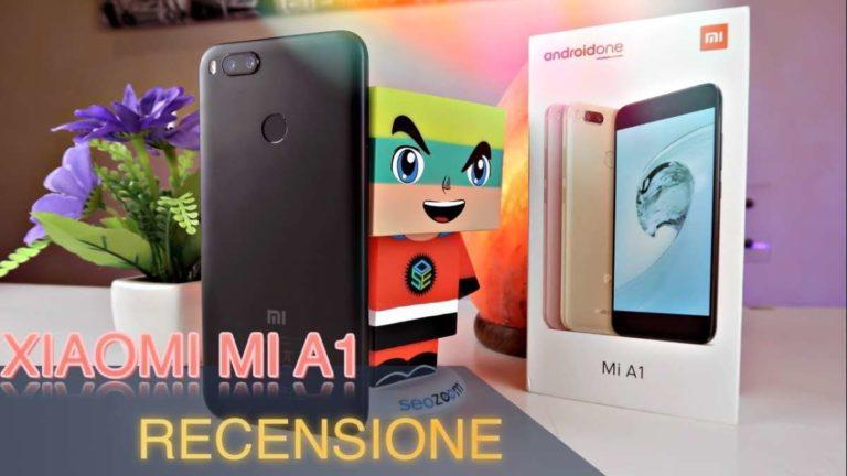Xiaomi Mi A1 Recensione: Android One non delude, Xiaomi neanche