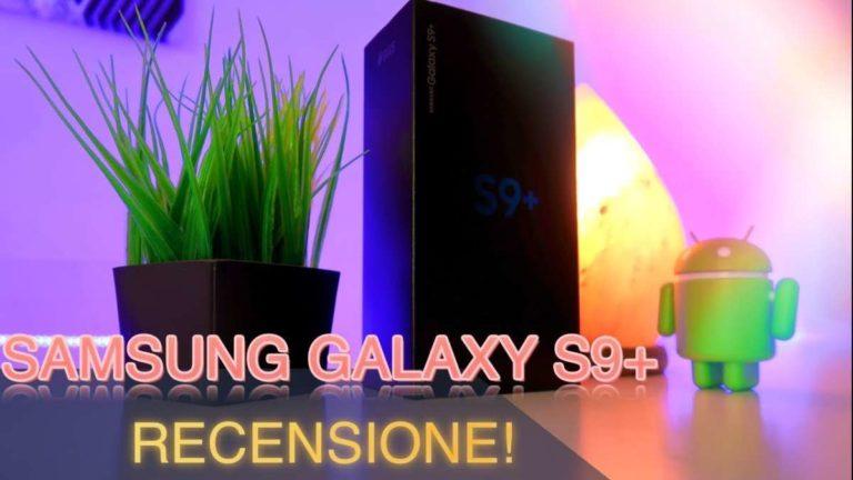 Recensione Samsung Galaxy S9: Fotocamera, Autonomia, Software