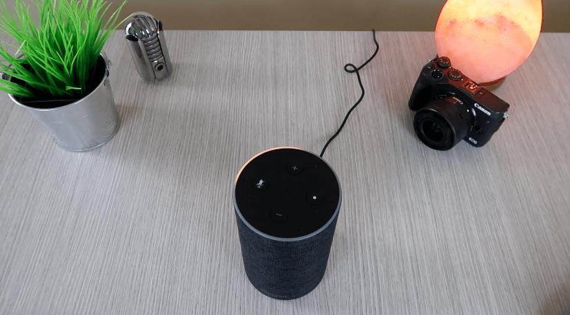 Recensione Amazon Echo 2