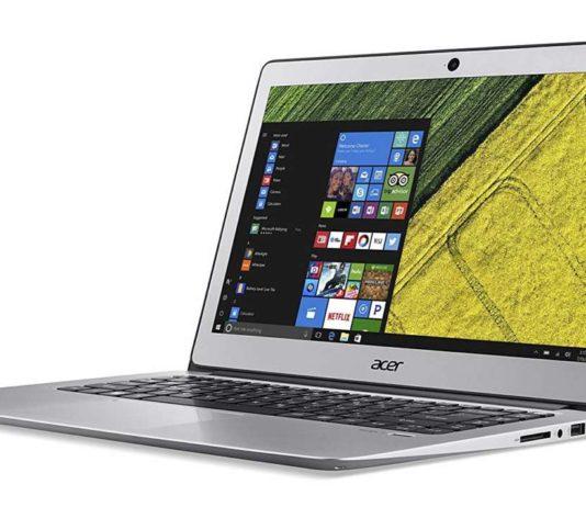 recensione Acer Swift 3 SF314-51-32CB