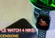 Apple watch 4 nike + recensione