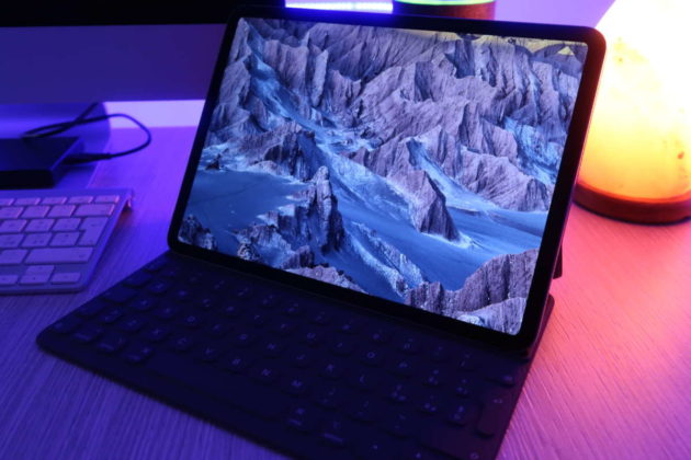 recensione iPad Pro 2018