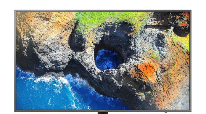 Samsung UE40MU6470U recensione