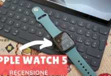 recensione apple watch series 5