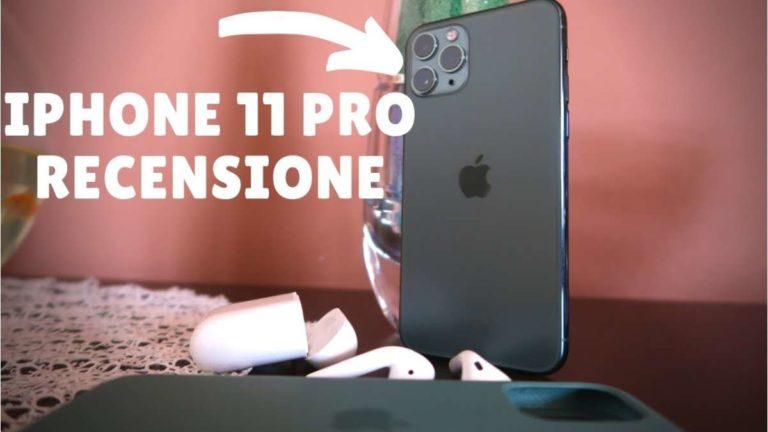Apple iPhone 11 Pro: la miglior minestra di sempre, ma stavolta da avere