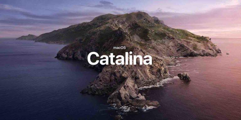 MacOS Catalina perde dati?