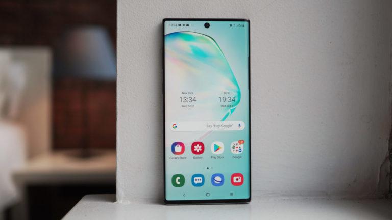 Samsung, in arrivo Galaxy Note 10 Lite?
