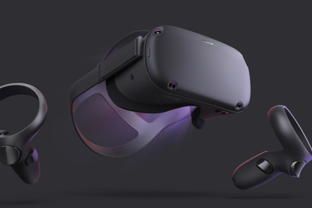 apple oculus quest