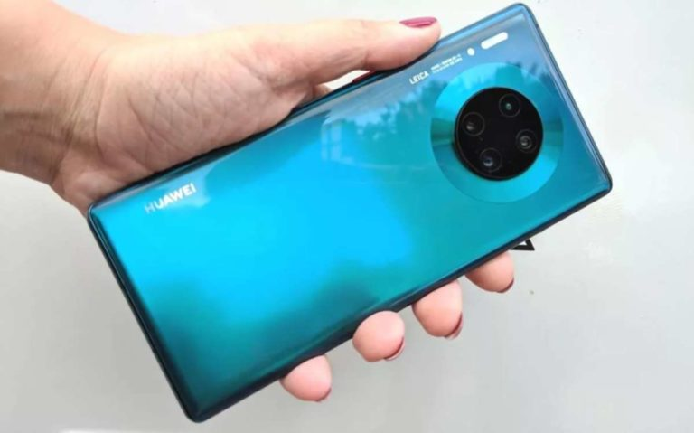 Huawei, venduti centomila Mate 30 5G in appena un minuto