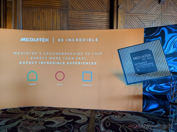 MediaTek pronta per il 5G: il primo processore a inizio 2020