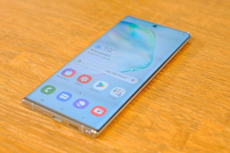 Samsung Galaxy Note 10 Lite è realtà: eccolo su Geekbench