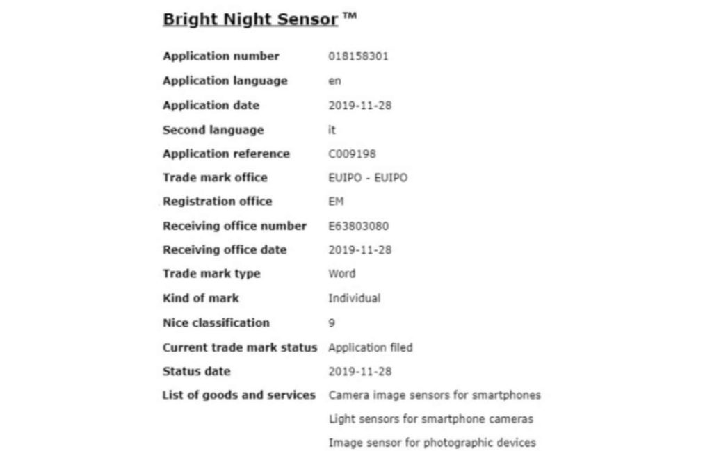 samsung galaxy s11 bright night