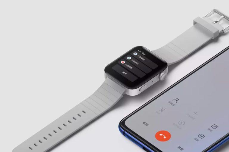 Ufficiale Xiaomi Mi Watch, lo smartwatch di Xiaomi che ricorda Apple Watch