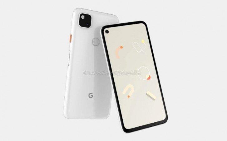 google pixel 4a bordi