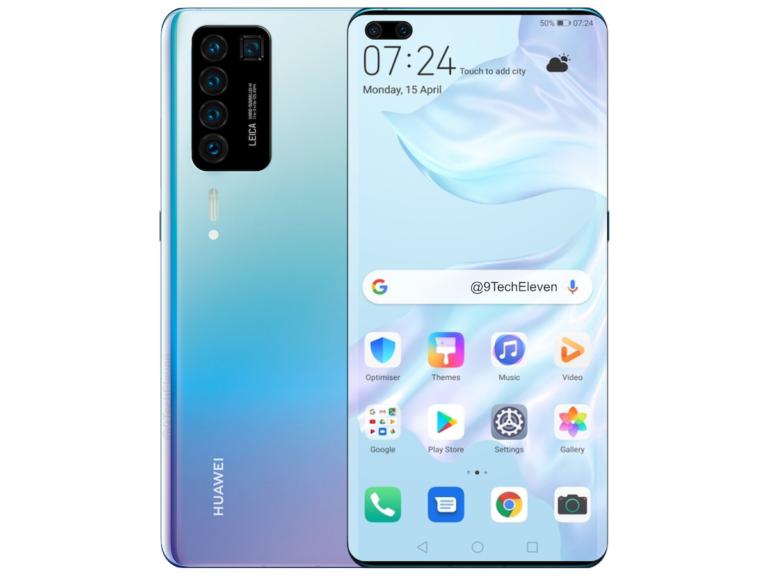 Huawei P40 Pro, lo zoom ottico 10x è più di un'ipotesi