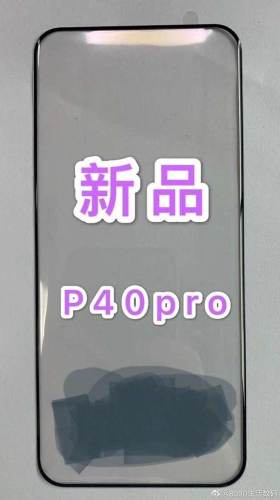 huawei p40 pro pellicola