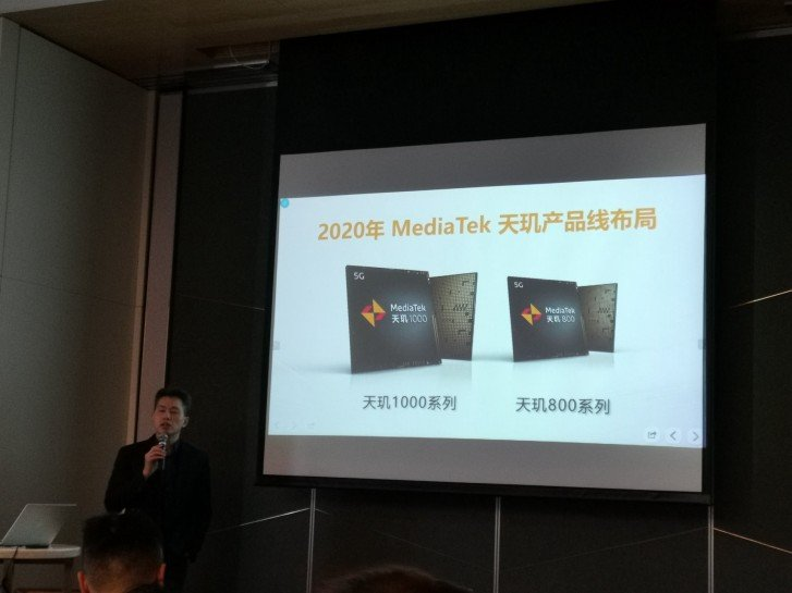 mediatek density 800