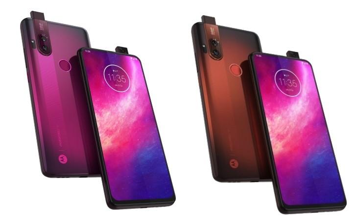 Motorola One Hyper, ecco le immagini ufficiali
