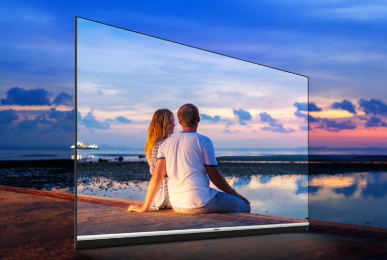 Nokia, ecco la prima Smart TV della casa finlandese