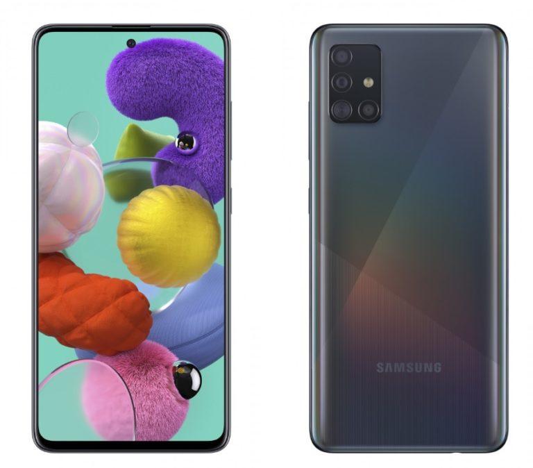 Samsung Galaxy A51 e A71: i prezzi ufficiali