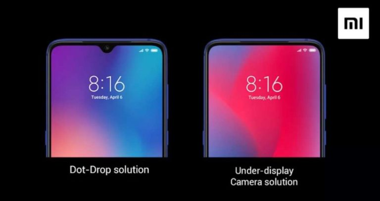 Xiaomi, manca ancora tempo per le fotocamere under-screen