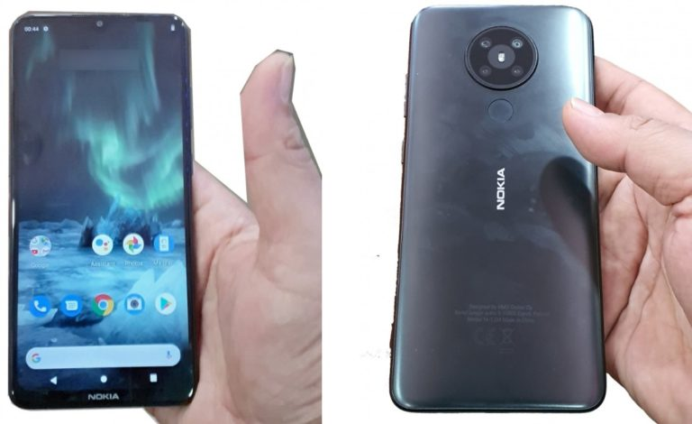 Nokia Captain America: è forse il nuovo Nokia 5.2?