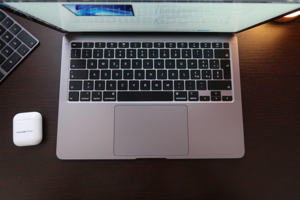 MacBook Air 2020 recensione