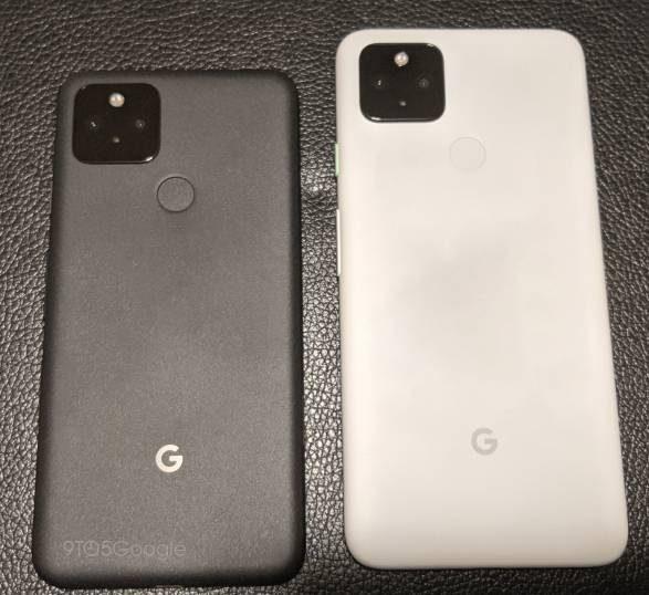 Pixel 4a 5G e Pixel 5, le prime immagini dei nuovi smartphone di Google
