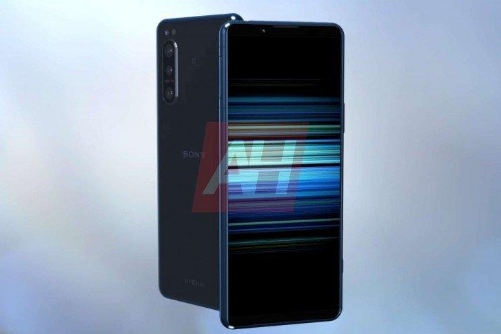 Sony Xperia 5 II, caratteristiche e primi render