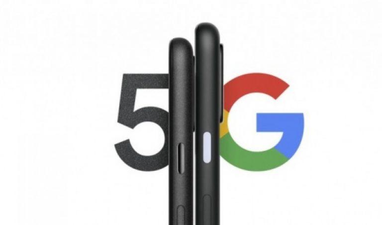 Google, prezzi e disponibilità di Pixel 5 e Pixel 4a 5G