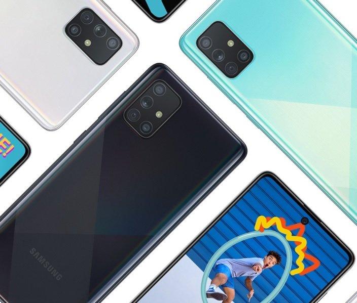 Samsung, tutte le novità su Galaxy A72 e A52