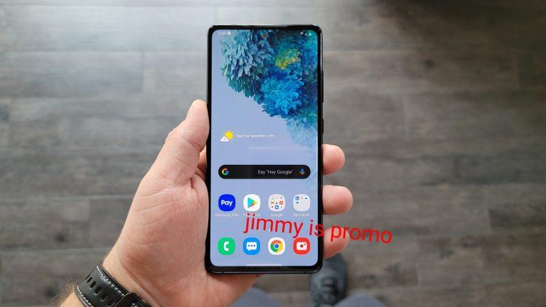 Samsung Galaxy S20 FE, ecco le prime foto