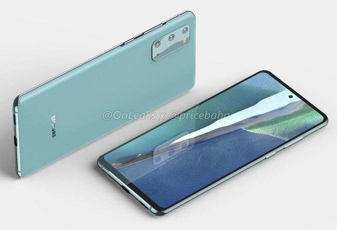 Samsung Galaxy S20 FE, manca poco al debutto