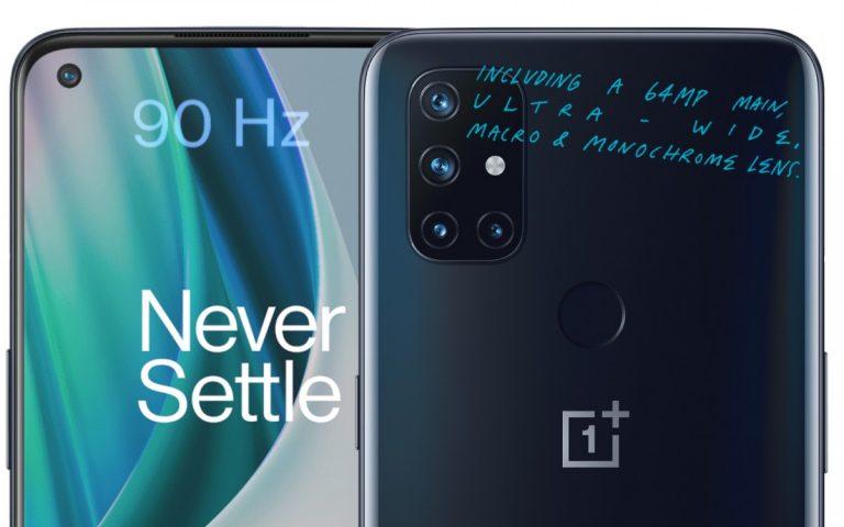 OnePlus Nord N10 5G e N100 sono ora ufficiali